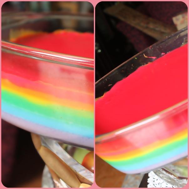 Pudding Rainbow