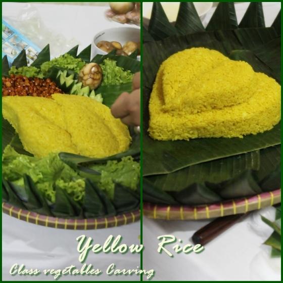 cNasi kuning
