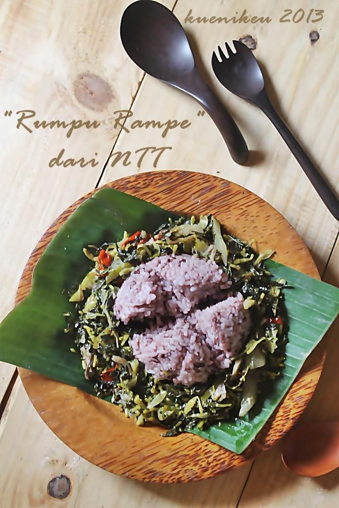 Rumpu Rampe dari Nusa TenggaraTimur