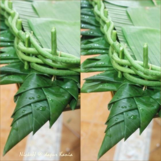 banana leafes