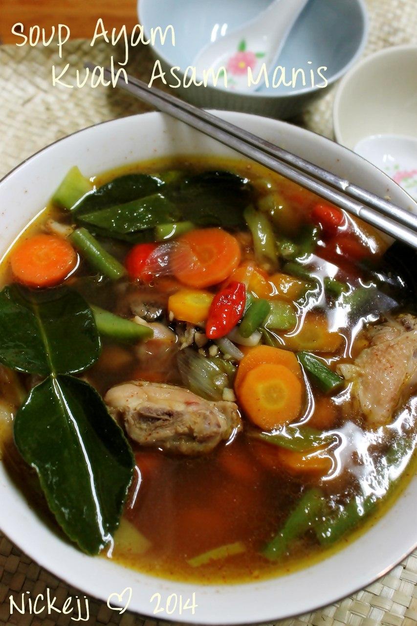 Soup Ayam Asammanis