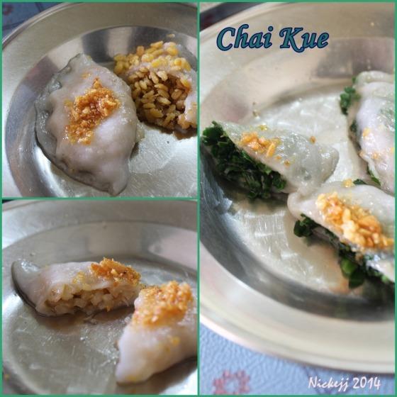 Chai kue