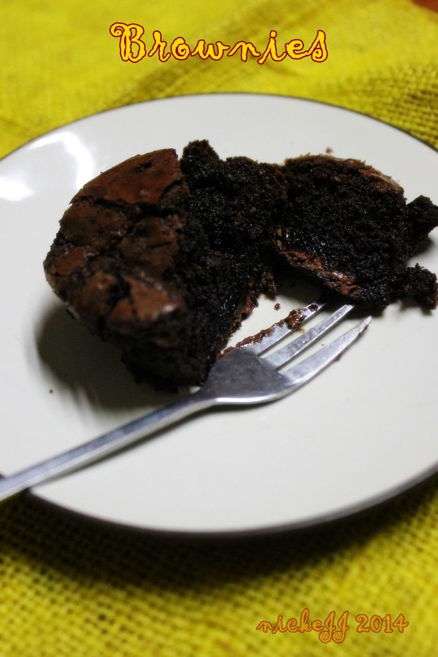 Brownies  Setengah Kilo