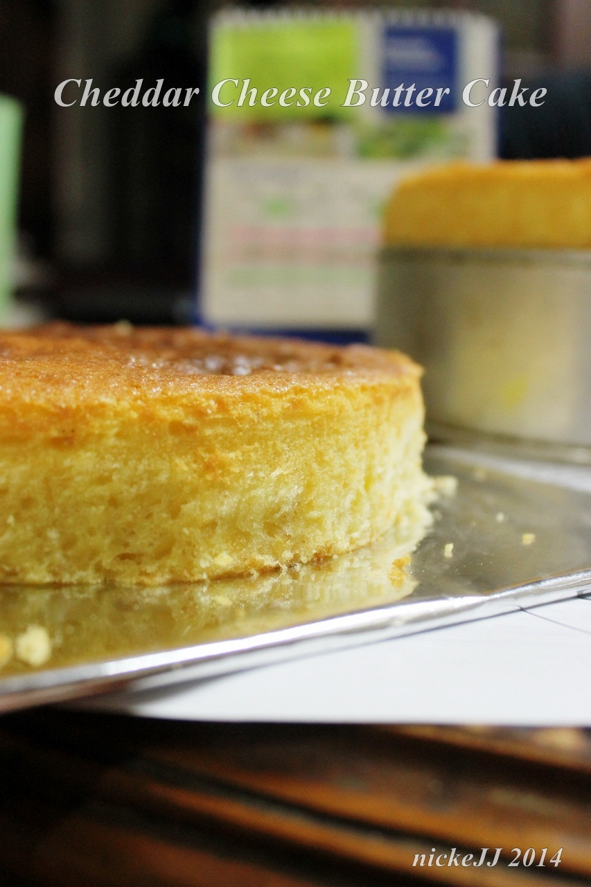 Cheddar Cheese ButterCake