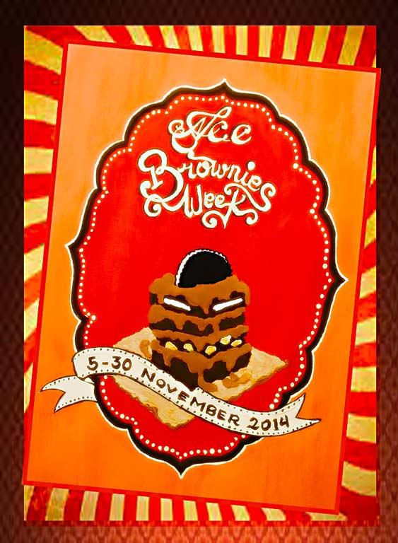 Peanut Butter Blondie ChocolateChips