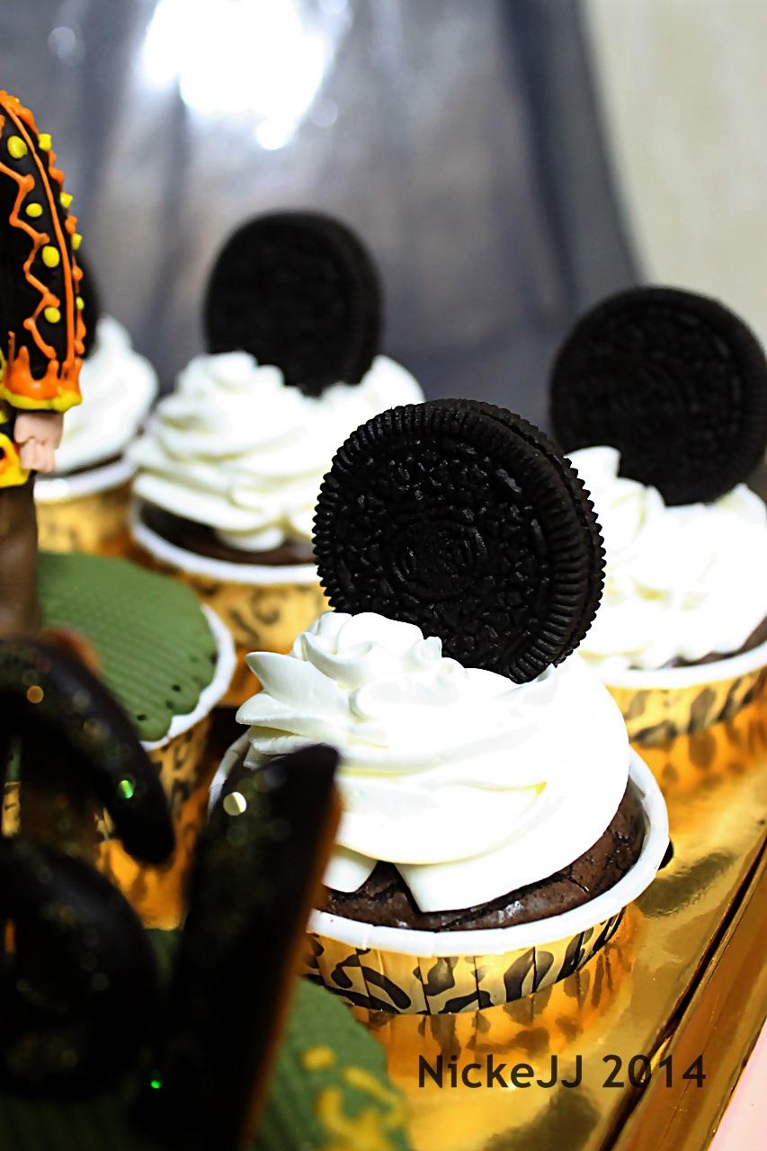 Cupcake Birthday set