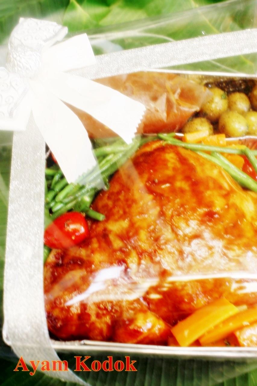 Ayam Kodok dan RoastChicken