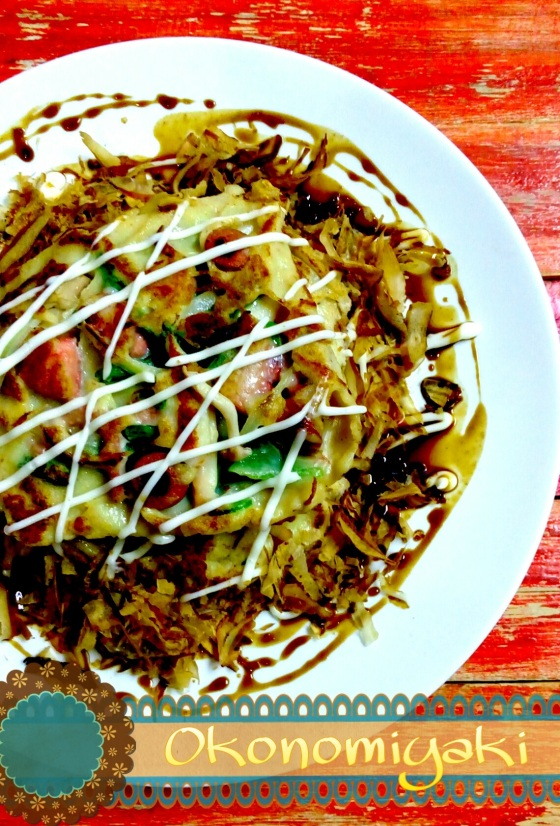 PicsArt okonomiyaki