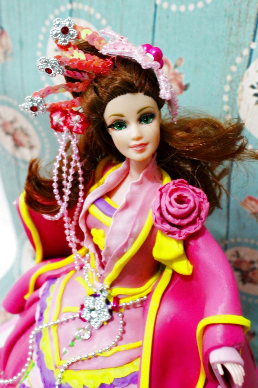 Ethnic Doll Cake Class,Meruya