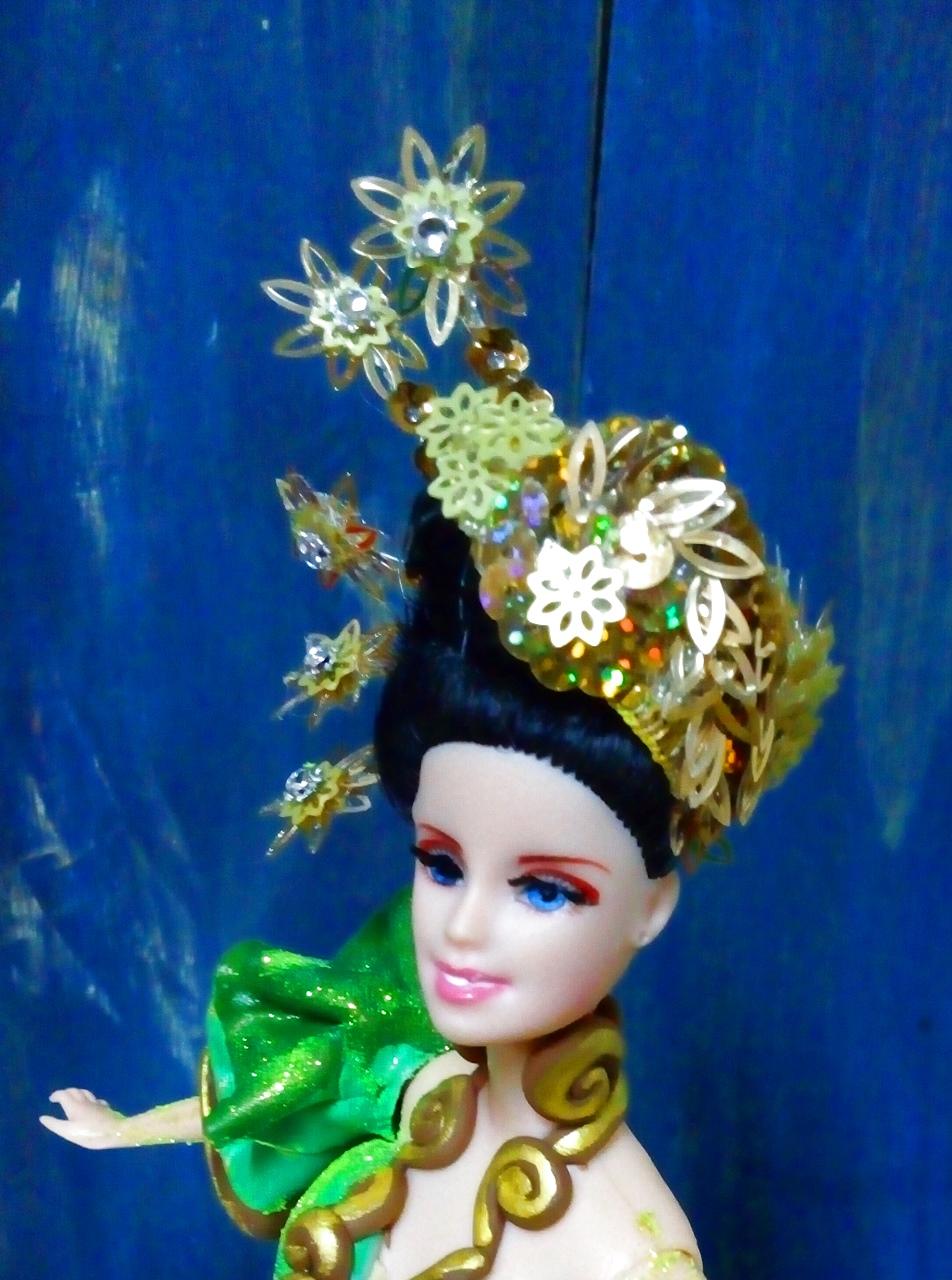 Muslim Doll Cake at PondokKelapa