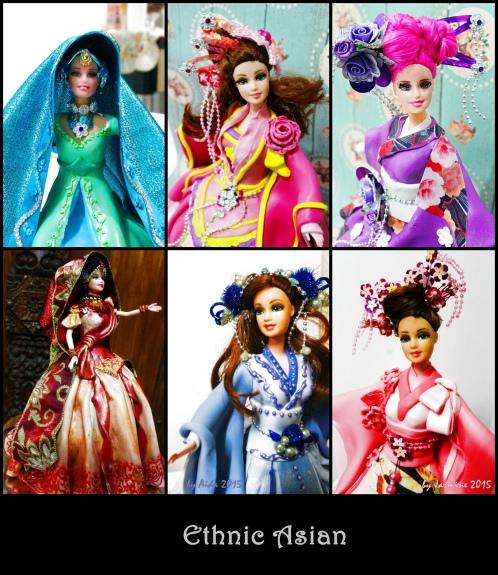 ethnic asian