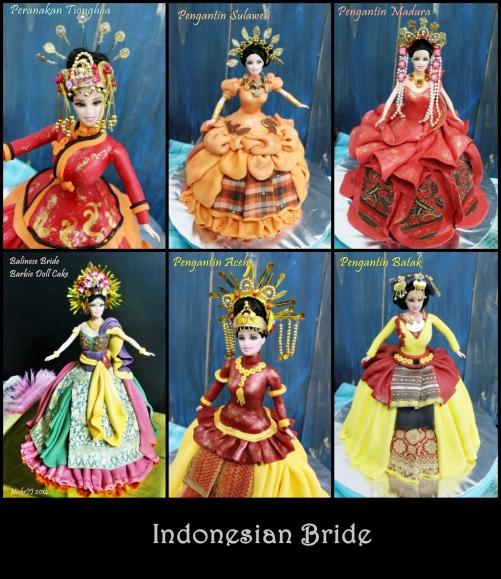 Indonesian Bride
