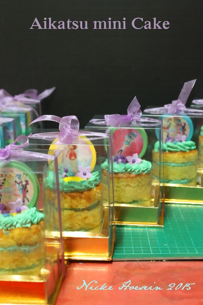 Aikatsu Mini Cake