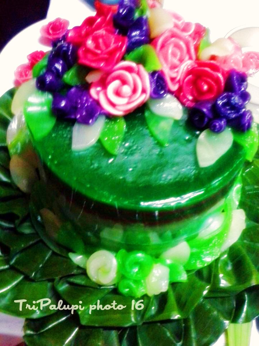 Wedding Jajan Pasar, majalah Pastry and Bakery Agustus2016