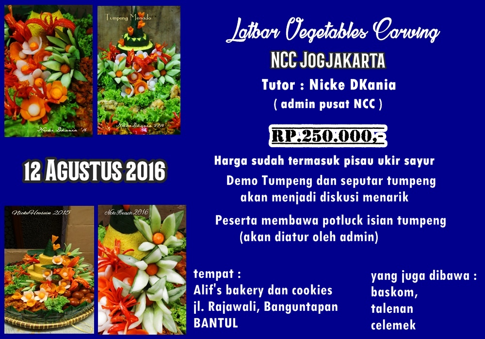 NCC Jawa Tengah, LatihanBareng