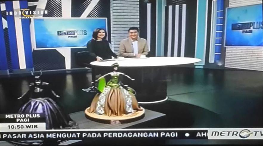 Metro Plus Pagi, 18 oktober2016