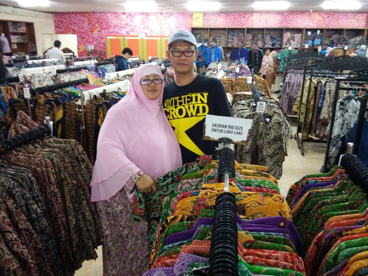 Cirebon, Pasar Kanoman, Kuliner danBatik