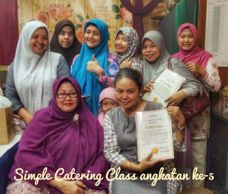 Catering Course