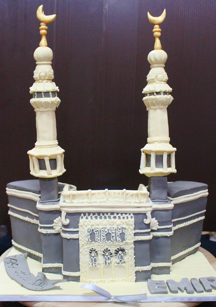 Masjidil Haram Cake
