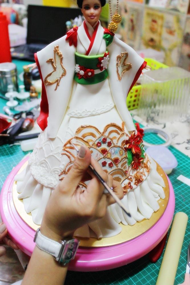 Japanese Ethnic Dollcake