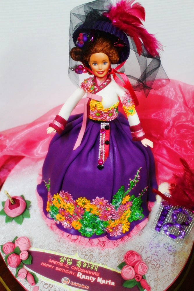 Korean Dollcake for Ranty Maria