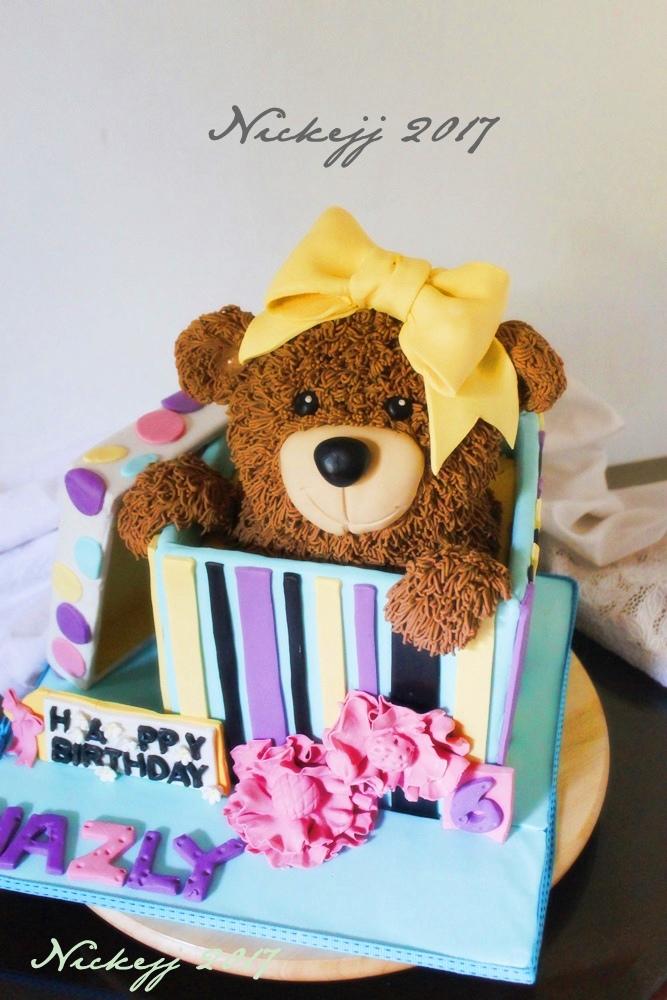 Teddy Bear ToyBox