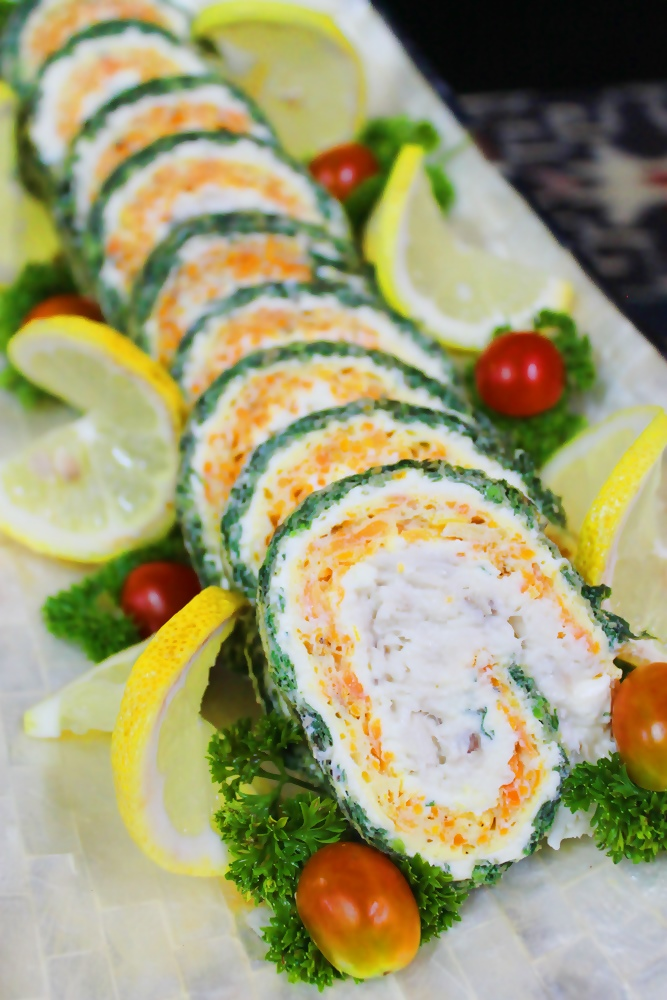 Lomba Ikan Bawal, Pomfred Roulade