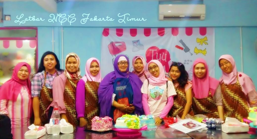Latbar NCC Jakarta Timur, ButtercreamDecoration
