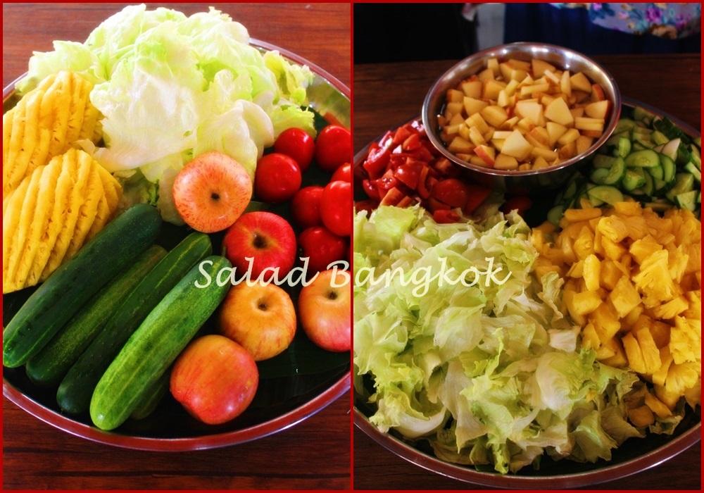 Jambi, Salad DressingClass