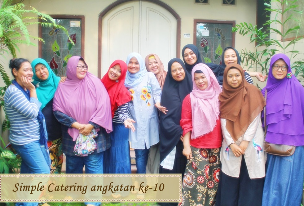 Simple Catering One Day Course ke-10