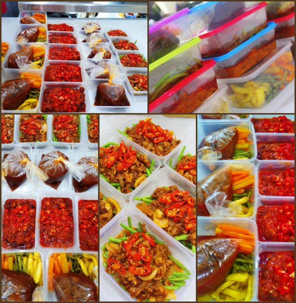 Class Olahan Daging I, TokoYeye