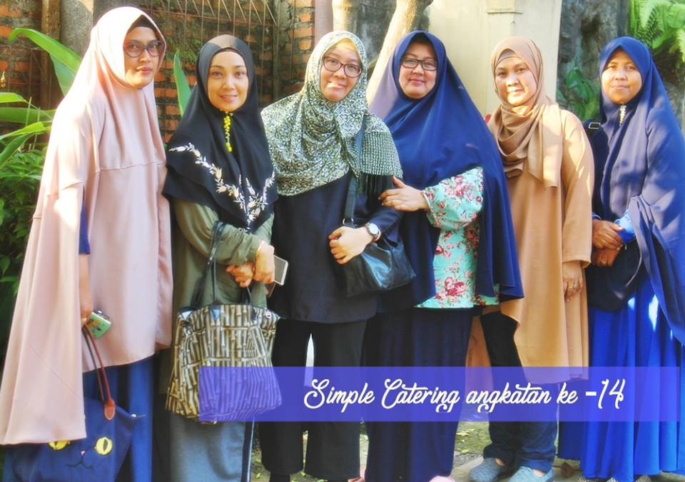 Simple Catering Courses angkatan ke-14