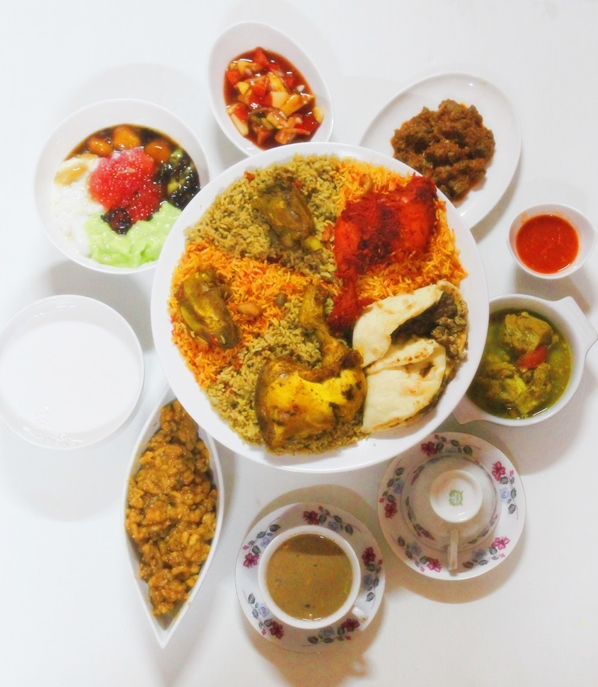 Arabian Rice ke-1 by Ponina