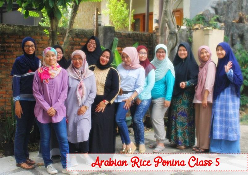 Arabian Rice 5 PoninaClass