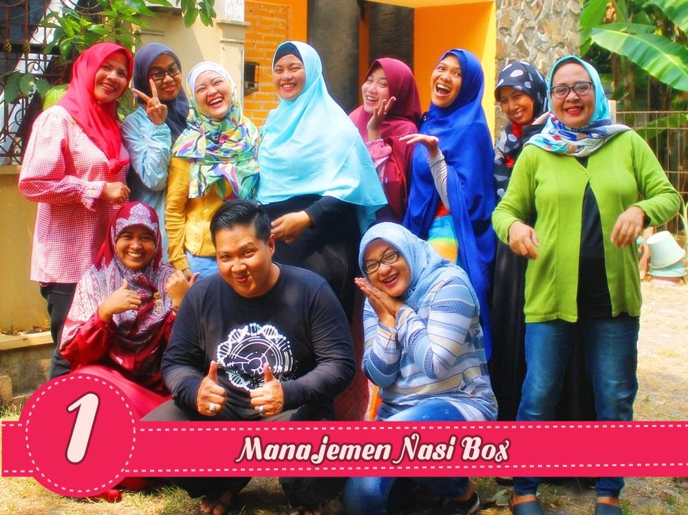 Manajemen Nasi Box 1 by AskeMariska