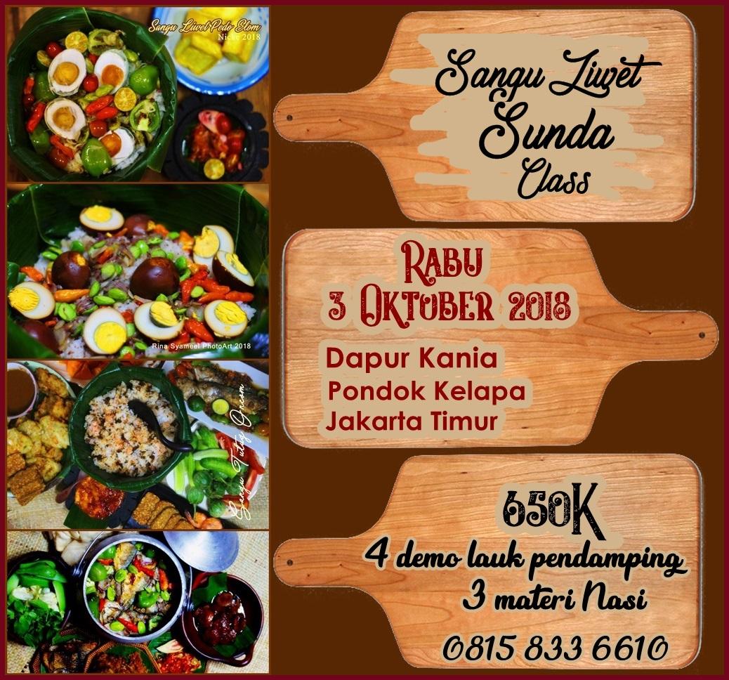 Sangu Liwet Sunda Class, Jakarta3