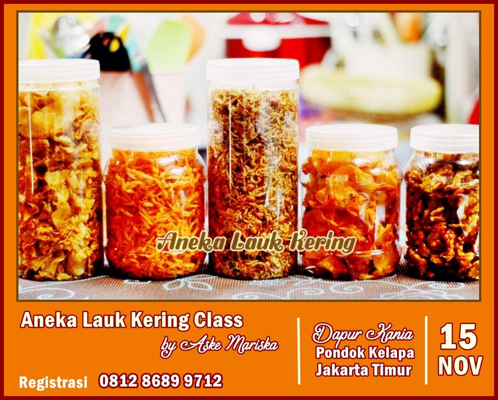 Aneka Lauk Kering Class, by AskeMariska