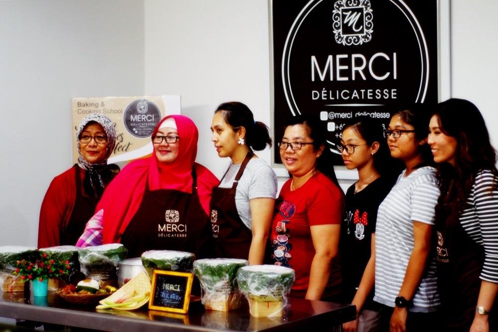 Merci Delicatesse, Jakarta Barat, Sangu Liwet SundaClass