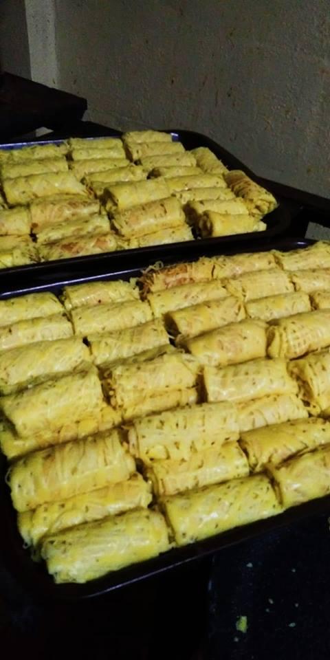 Roti Jala dan KariAyam