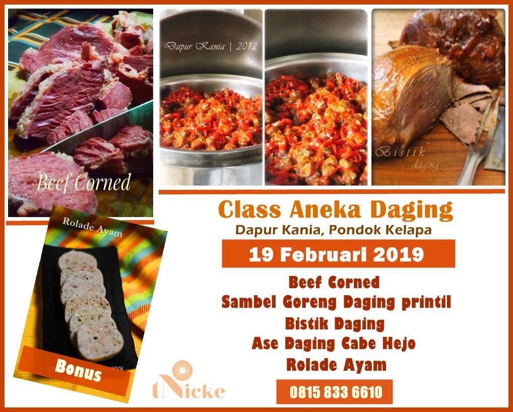 Class Aneka Daging