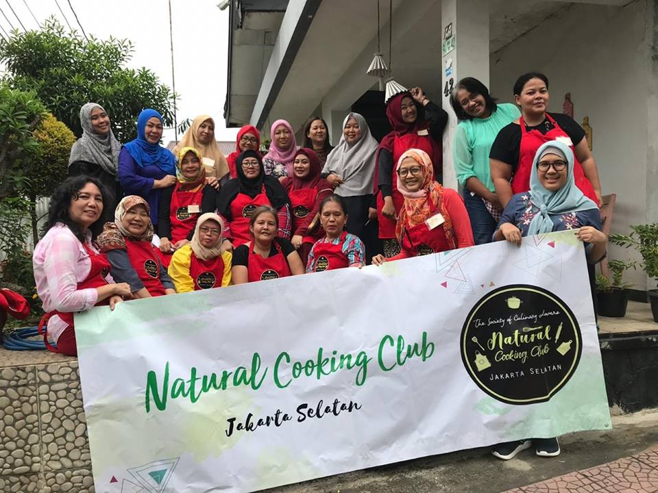 "Cooking Party NCC Jakarta Selatan ""Salad Dressing"""