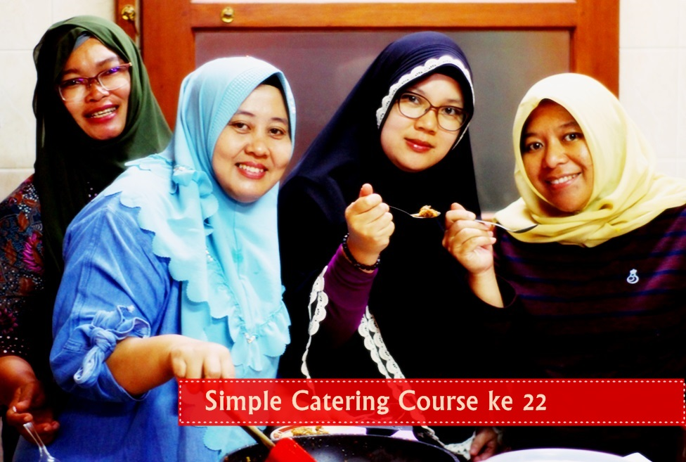 Simple Catering Course ke 22