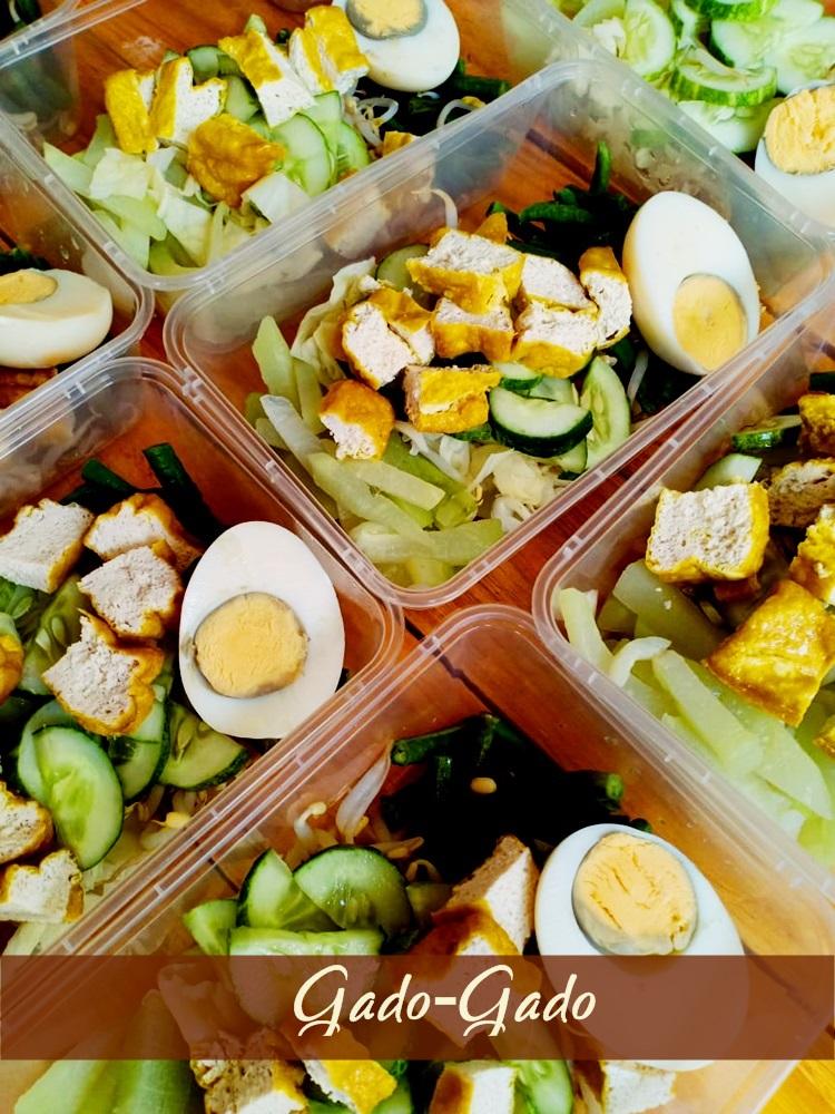 Premium Salad Class,  my kitchenBekasi