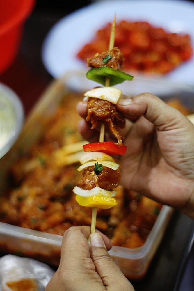Masakan Ayam Mancanegara at Tyu cake culinaryClass