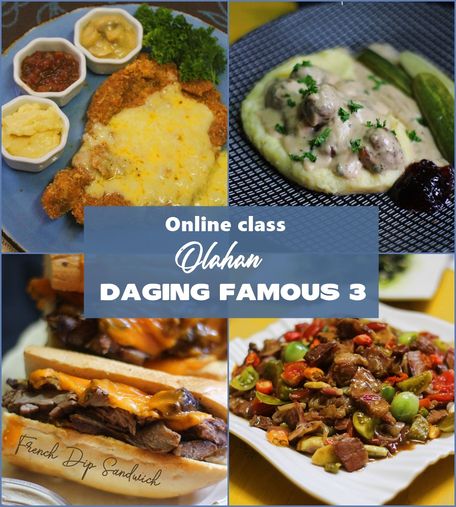 Online Class Olahan Daging 3, MeatLover