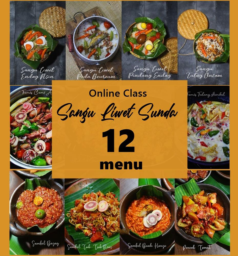 Online Class Sangu LiwetSunda