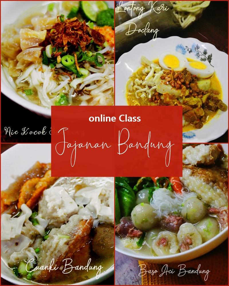 Online Class JajananBandung